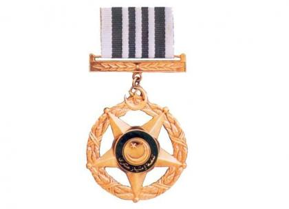 Corps Commander confers military awards