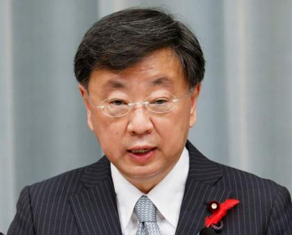 Japanese Chief Cabinet Secretary Says No Nuclear Emergencies After Earthquake