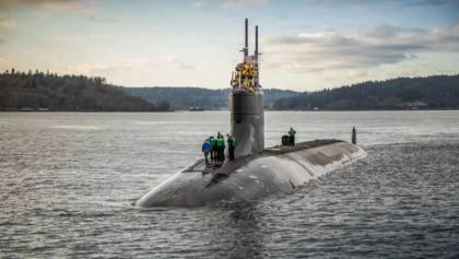 Damaged US Submarine Arrives at Guam Base After Striking Object in Indo-Pacific - Reports
