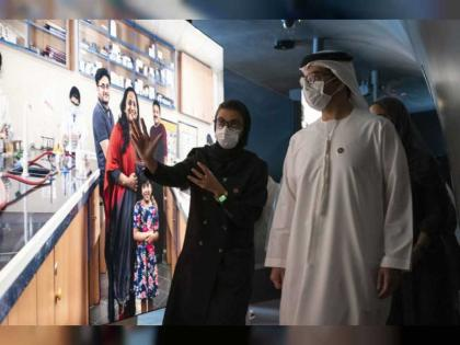 Hamed bin Zayed visits Expo 2020 Dubai