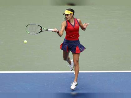 Hottest name in sport Emma Raducanu set for Mubadala World Tennis Championship