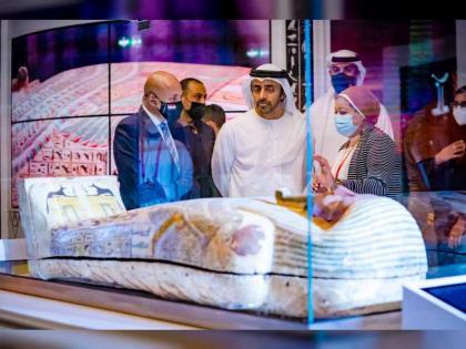 Expo 2020 Dubai is where Arab, international civilisations can meet in UAE: Abdullah bin Zayed