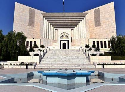 Supreme Court issues notice to Sindh government on demolition of Tando Allahyar Press Club building