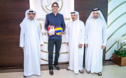 'Unbelievable' Expo 2020 Dubai leaves Brazilian volleyball legend Giba in awe
