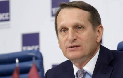 Russian SVR Chief Says US Coordinating West's Destructive Work Against CIS