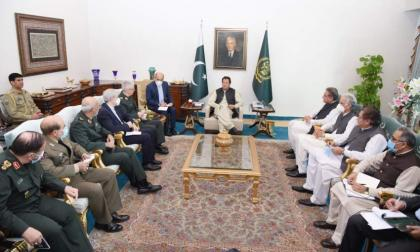 PM emphasizes close coordination between Pakistan and Iran on Afghanistan situation