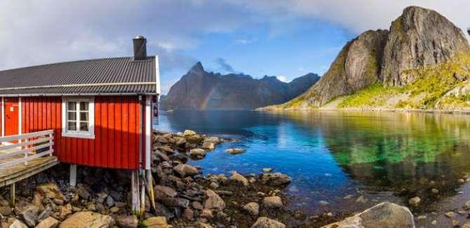 Norway Main Chaand Roz - Qist 2
