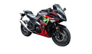 Chinese Bikes OW Ninja 400cc Price in Pakistan