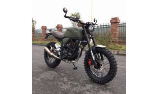SCRAMBLER 250 SCRAMBLER 250 Price in Pakistan