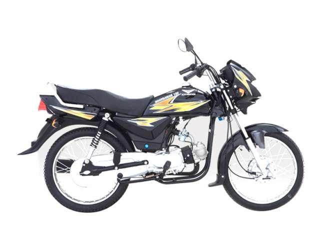 ZX 100 Shahsawar
