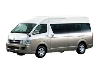 Toyota Hiace Standard Ambulance 3.0