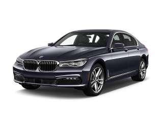 BMW 7 Series 740 Le XDrive