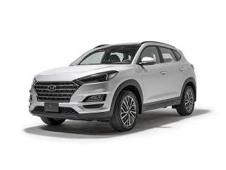 Hyundai Tucson FWD A/T GLS Sport
