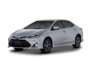 Toyota Corolla Altis X CVT-i 1.8 2021