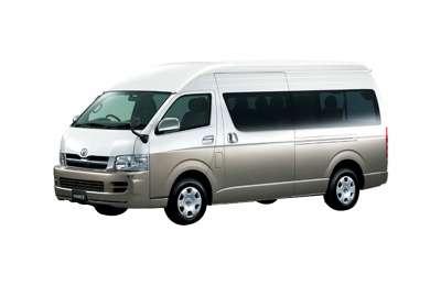 Toyota Hiace Up Spec 2.7