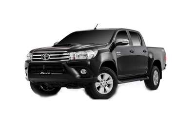 Toyota Hilux 4X2 Single Cab Deckless