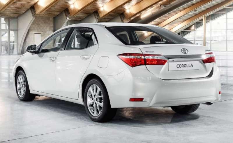 Toyota Corolla Altis Automatic 1.6