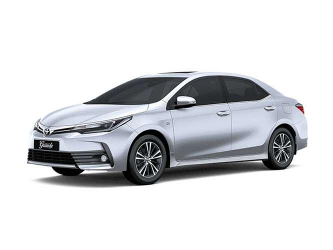 Toyota Corolla Altis Grande CVT-i 1.8
