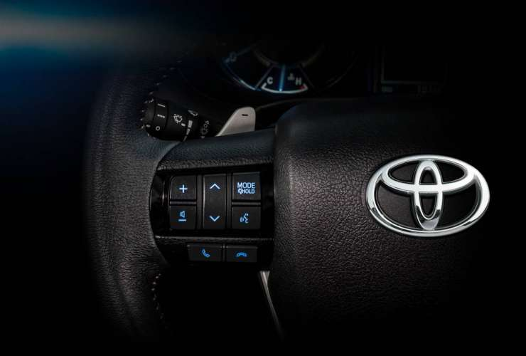 Toyota Fortuner 2.8 Sigma 4