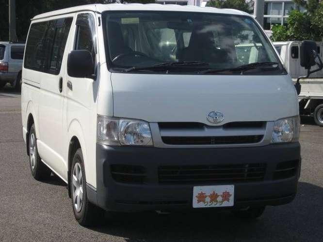 Toyota Hiace Standard 2.7