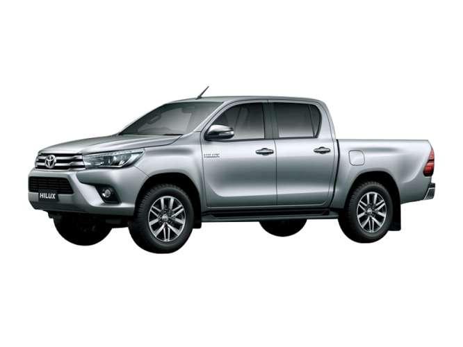 Toyota Hilux Revo G 2.8