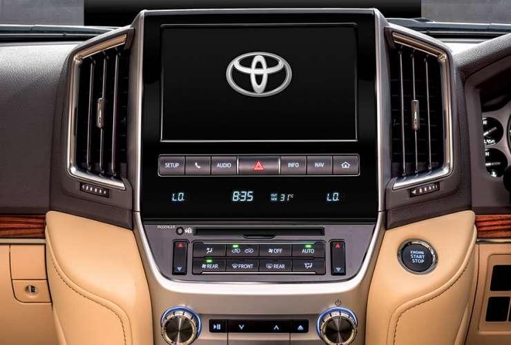 Toyota Land Cruiser VX 4.5D