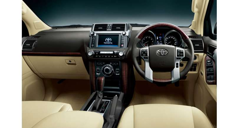 Toyota Prado VX 3.0