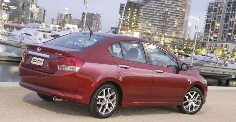 Honda City 1.5 I-VTEC Prosmatec