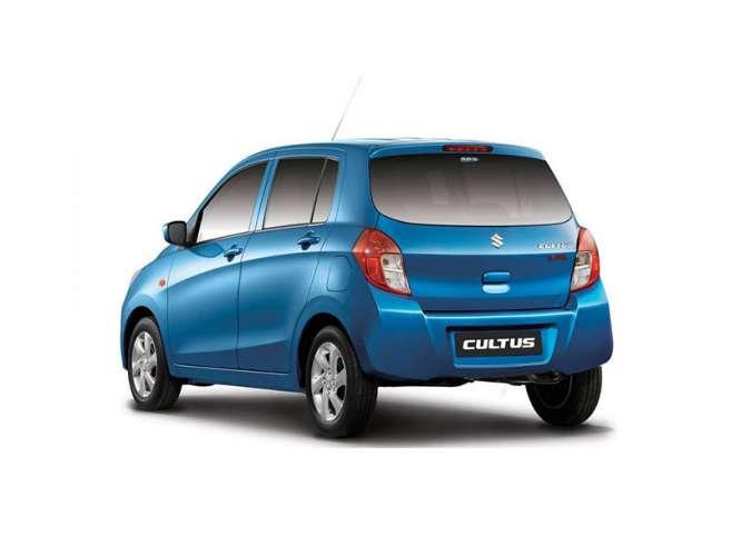 Suzuki Cultus VXR