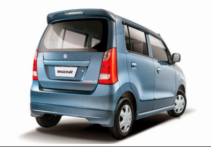 Suzuki Wagon R VXR