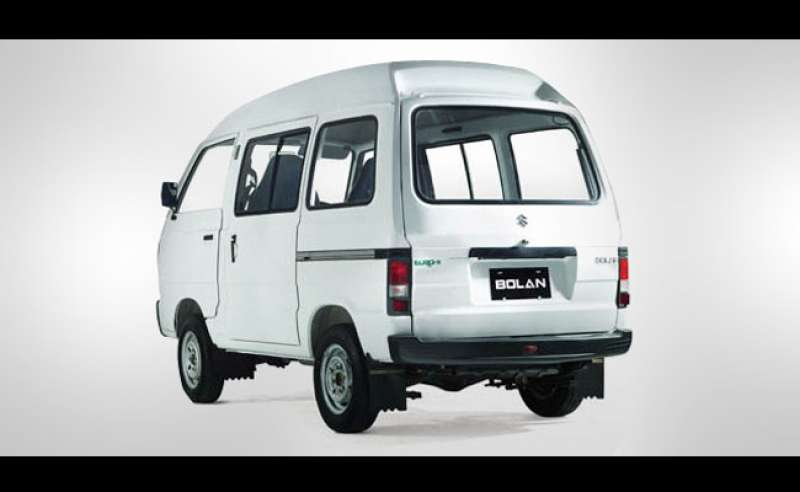 Suzuki Bolan Cargo Van Euro Ll