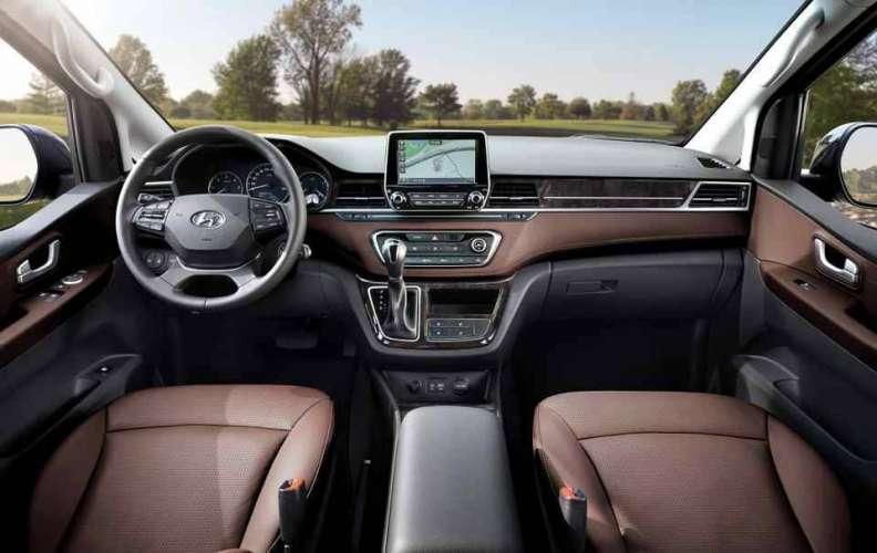 Hyundai Grand Starex GLS