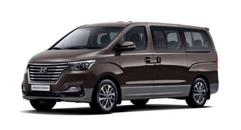 Hyundai Grand Starex GLX