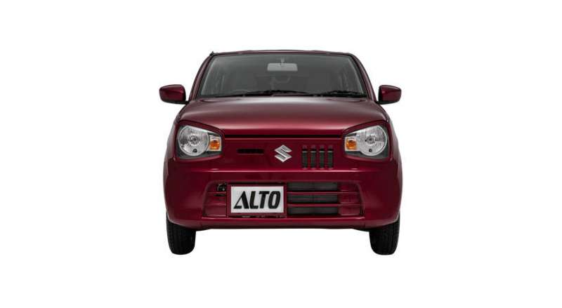 Suzuki Alto VXR