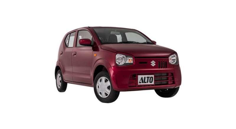 Suzuki Alto VXL