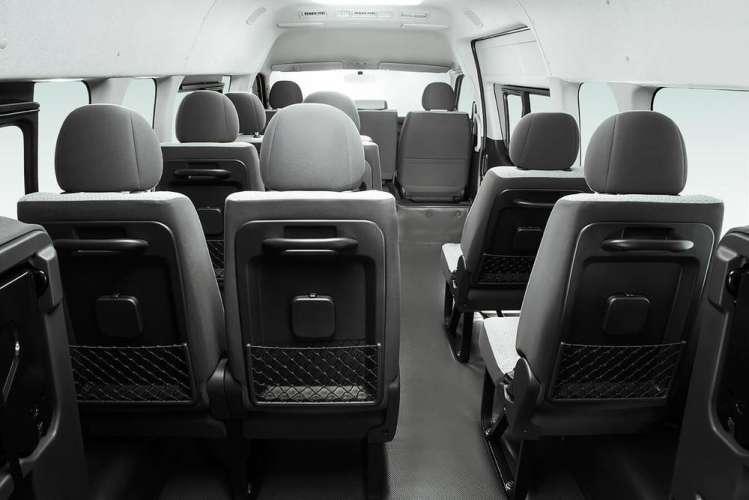 Toyota Hiace Luxury Wagon Low Grade