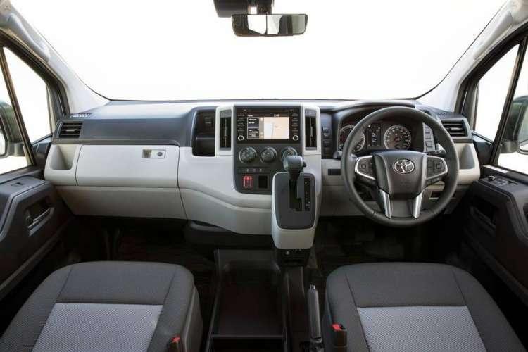 Toyota Hiace Luxury Wagon High Grade