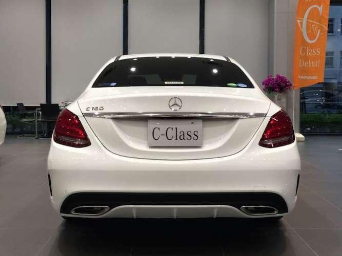 Mercedes C 180 Cabriolet