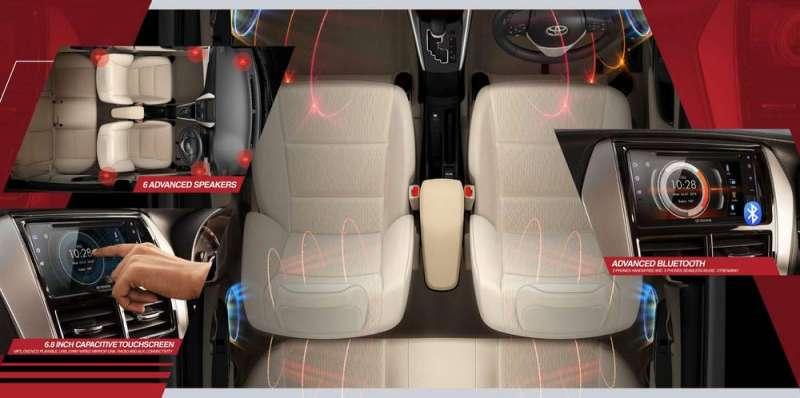 Toyota Yaris GLI CVT 1.3