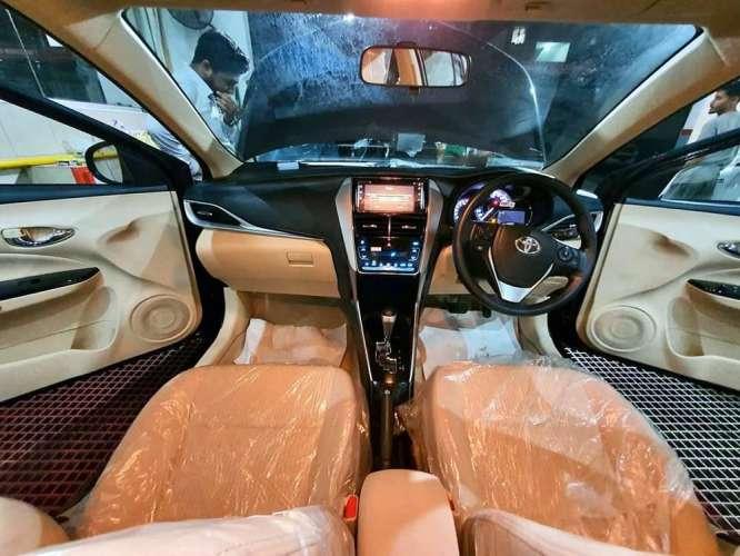 Toyota Yaris ATIV X CVT 1.5