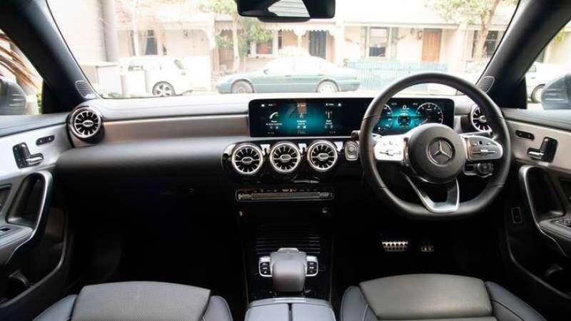 Mercedes Benz CLA Class CLA200