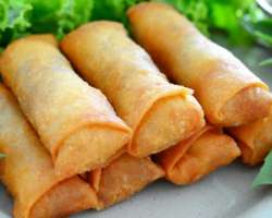 Roll And Spring Roll