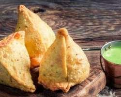 Punjabi Samosa, Pakora, Kebab Aur Snacks