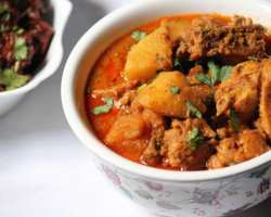 Chicken Aloo