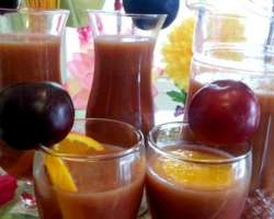 Aloo Bukhara Drinks
