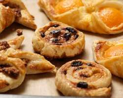 Pastry, Danish Pastry And Cake