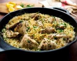 Chicken Khichdi