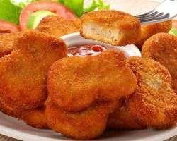Chicken Cutlets And Chicken Kebab