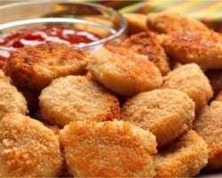 Chicken Nuggets And Chicken Sticks