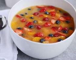 Fruits Soup